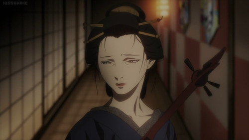 Makie Otonotachibana from the anime series Blade of the Immortal