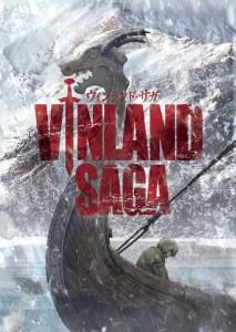Vinland Saga anime series cover art