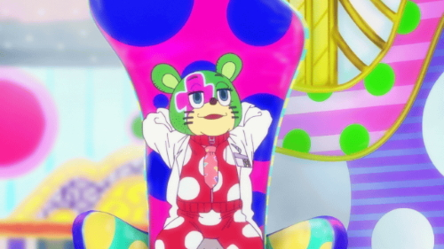 Ichirou Irabu from the anime series Welcome to Irabu's Office
