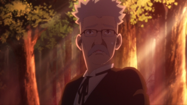 Yamaoka from the anime series Boruto: Naruto Next Generations