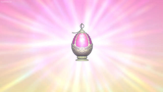 Iroha Tamaki's soul gem from the anime series Madoka Magica: Magia Record