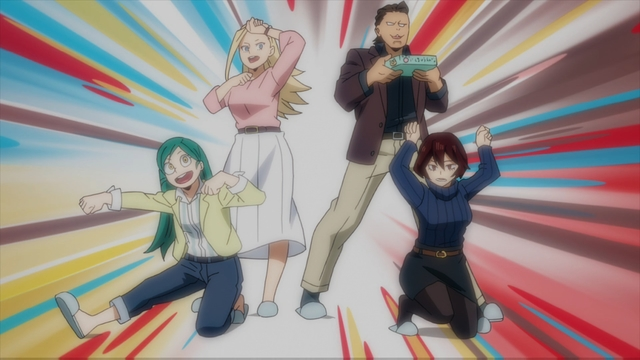The Wild, Wild Pussycats from the anime series My Hero Academia season 4