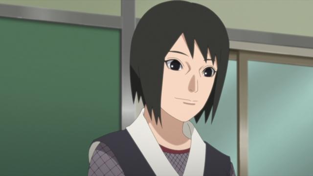 Shizune from the anime series Boruto: Naruto Next Generations