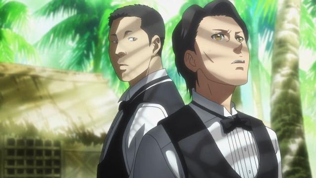 Hiroki and Satoru from the anime series Pet
