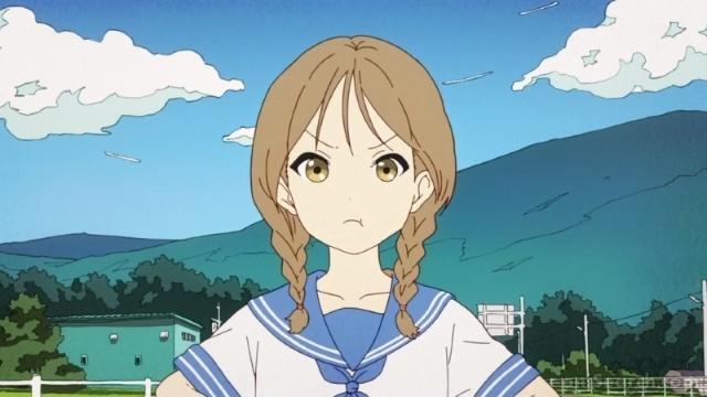 Izumi Chiba from the anime series Natsunagu!