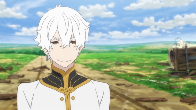 Regulus Corneas - Archbishop Sin of Greed from the anime series Re:ZERO season 2
