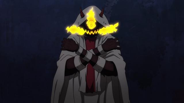 Tempe-sama from the anime series Fire Force season 2