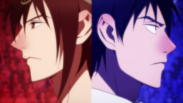 Jin and Daewi from the anime series The God of High School