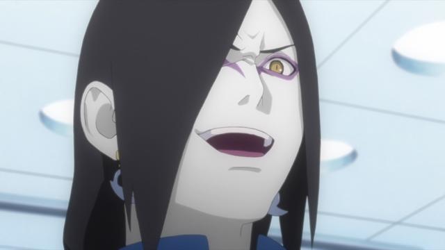 Orochimaru from the anime series Boruto: Naruto Next Generations
