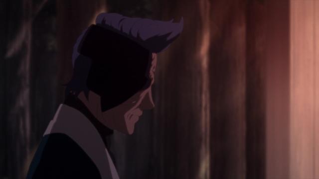 Ao from the anime series Boruto: Naruto Next Generations