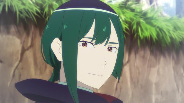 Geuse in Emilia's memories from the anime series Re:ZERO Season 2