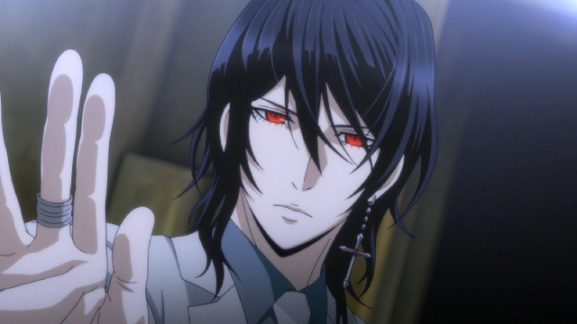 Cadis Etrama Di Raizel from the anime series Noblesse