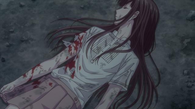 Tohru Honda (not) dead from the anime series Fruits Basket The Final Season