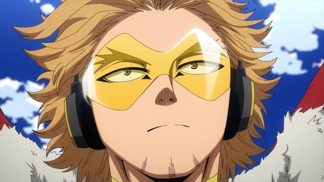Hawks from the anime series My Hero Academia Season 5