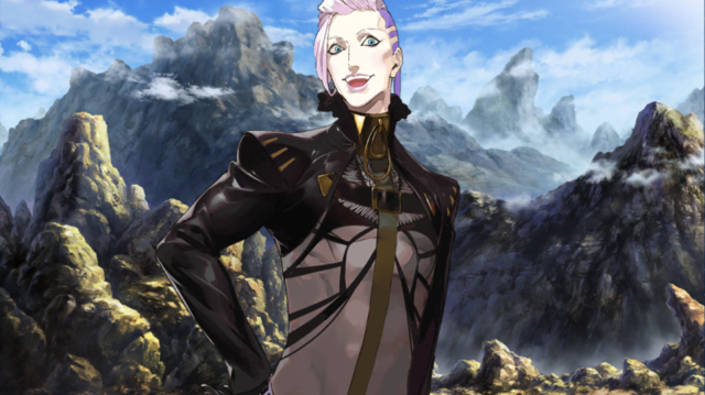 Scandinavia Peperoncino from Fate/Grand Order: Lostbelt No. 4 - Yugakshetra