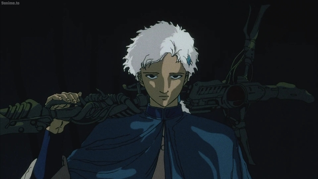 The boy from the anime movie Angel's Egg