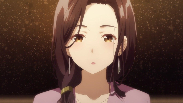 Airi Gotou from the anime series Higehiro: After Being Rejected, I Shaved and Took in a High School Runaway.