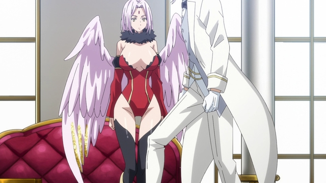 Sky Queen Frey from the anime series That Time I Got Reincarnated as a Slime Season 2 Part 2