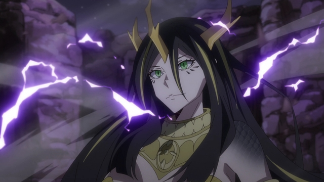 Albis in her true(?) form from the anime series That Time I Got Reincarnated as a Slime Season 2 Part 2