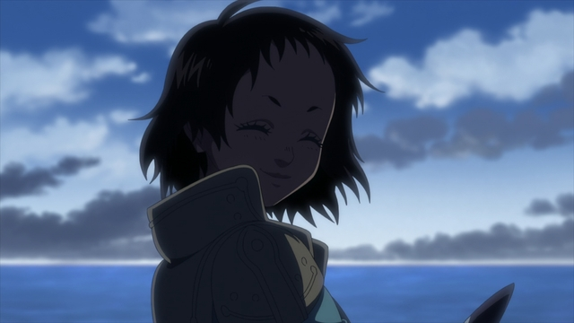 Tonari by the ocean from the anime series To Your Eternity