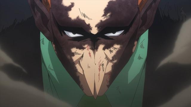 Re-Destro from the anime series My Hero Academia Season 5