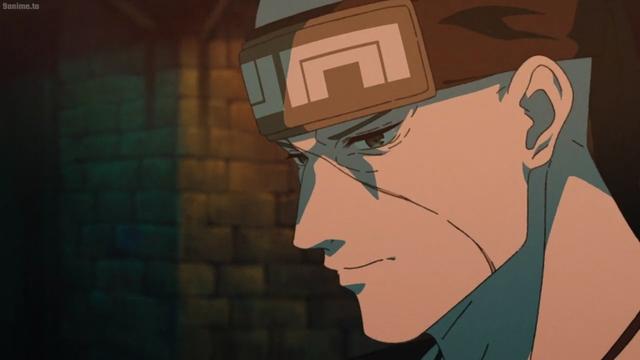 Ruijerd from the anime series Mushoku Tensei: Jobless Reincarnation Part 2