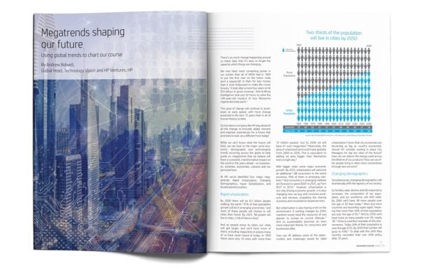 Megatrends - Innovation Journal