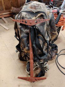 DoubleSteps on DIY short stick