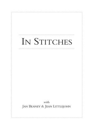 STITCH BOOKLET