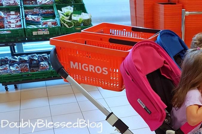 Bugaboo Donkey Hacks einfacher Einkaufen