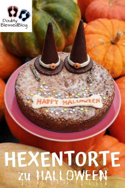 Hexentorte zu Halloween