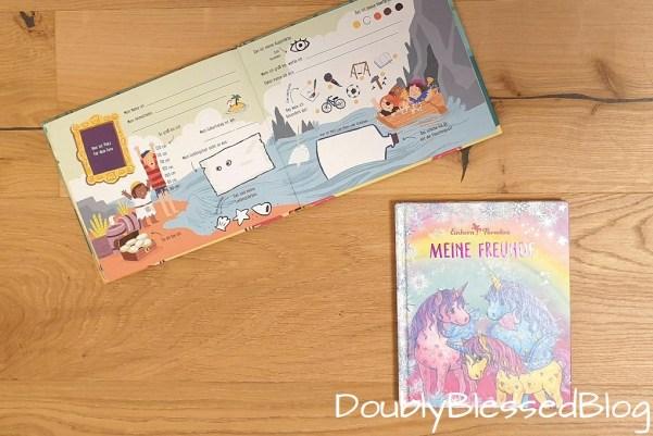 Geschenkidee 5-jährige Freundebuch