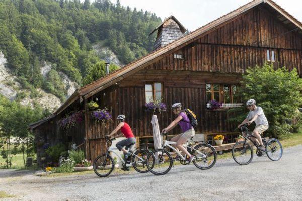 A vélo dans le Haut-Doubs