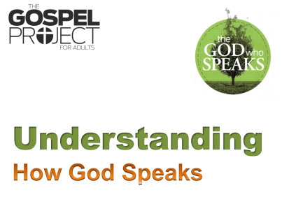 Understanding How God Speaks - Doubtless Living