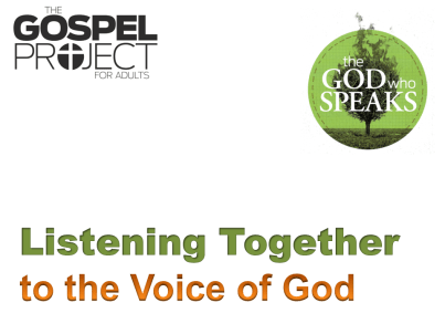 Listening Together to the Voice of God - Doubtless Living