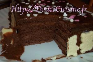 Délice tout chocolat