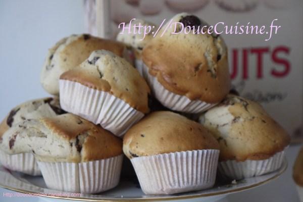 Muffins (recette de base)