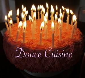 Rose Cake Chocolat Pistache
