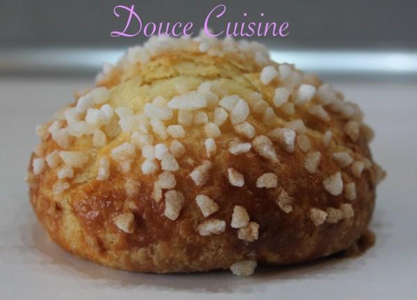 Brioche au sucre recette de Cyril Lignac