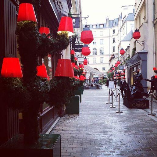 Fête des lanternes à Paris
