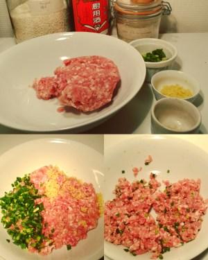 珍珠肉圓 zhenzhu rouyuan, boulettes de porc perlées