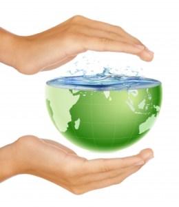 Ecologisch Besparende Douchekop