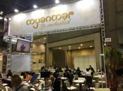 Tourism EXPO Japan myanmar be enchanted