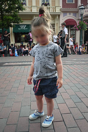 Tshirt Mini Rodini, short Catimini, Chaussures Bensimon
