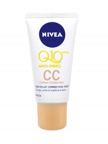 nivea cc cream