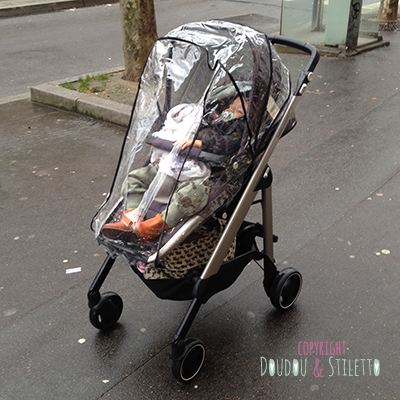 Bébé confort nouvelle poussette Loola