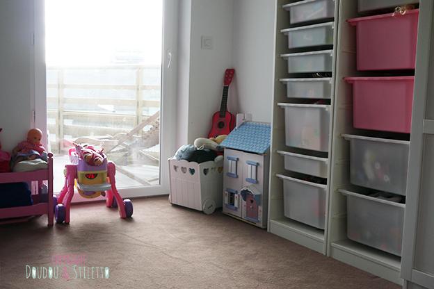 Chambre doudou et stiletto