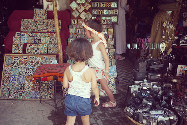 Place jema el fnaa marrakech souks copyright doudou et stiletto