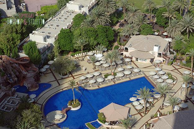 Habtoor grand beach resort Dubaï
