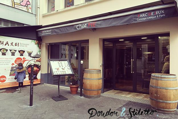Chez Hé Paris